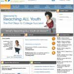 ReachingALLYouth.org This was a project of all student loans to help educate high school students and parents on what to expect when getting ready for college.
